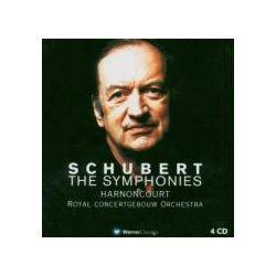 Musik: Sämtliche Sinfonien (GA)  von Nikolaus Harnoncourt, CGO