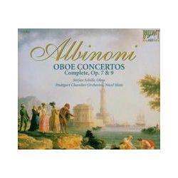 Musik: Sämtliche Oboenkonzerte (GA)  von Stefan Schilli, Nicol Matt, Stuttgart Chamber Orch.
