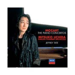 Musik: Sämtliche Klavierkonzerte (GA)  von Mitsuko Uchida, Jefrey Tate, ECO