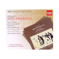 Musik: Don Pasquale  von Muti, Freni, Winbergh, Bruscantin