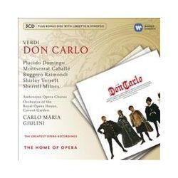 Musik: Don Carlo  von Giulini, Domingo, Caballe, Verret