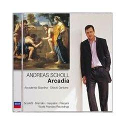 Musik: Arcadia  von Andreas Scholl, Ottavio Dantone, Accademia Bizantina