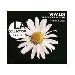 Musik: La Collection Naive-Die vier Jahreszeiten/+  von Fabio & Europa Galante Biondi