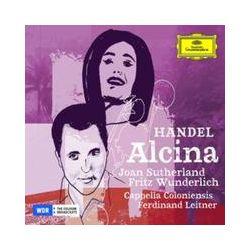 Musik: Alcina (GA)  von Sutherland, Wunderlich, Procter, Monti, Leitner