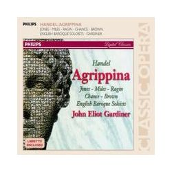 Musik: Agrippina (GA)  von A. Miles, D. Jones, J.E. Gardiner, EBS
