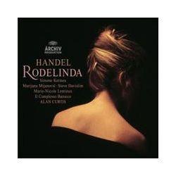 Musik: Rodelinda (GA)  von S Kermes, M Mijanovic, S Davislim, A Curtis