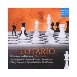 Musik: Lotario  von Alan Curtis, Il Complesso Barocco, Kermes