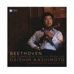 Musik: Sämtliche Violinsonaten  von Daishin Kashimoto, Konstantin Lifschitz