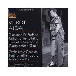 Musik: Aida  von Di Stefano, Stella, Simionato, Guelfi, Votto, Zampieri
