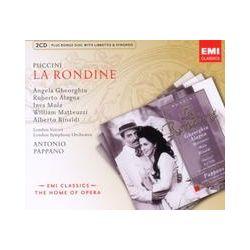 Musik: La Rondine  von Pappano, Gheorghiu, Alagna