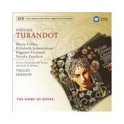 Musik: Turandot  von Callas, Serafin, Schwarzkopf