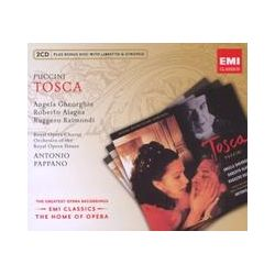 Musik: Tosca  von Gheorghiu, Alagna, Pappano