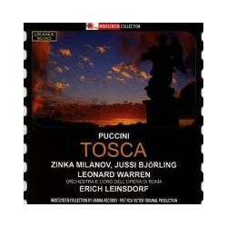 Musik: Tosca  von Björling, Milanov, Warren, Corena, Carlin, Monreale