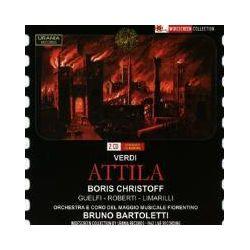 Musik: Attila  von Christoff, Guelfi, Roberti, Limarilli, Franchi, Frosini