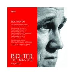 Musik: Richter-The Master Vol.1  von Svjatoslav Richter