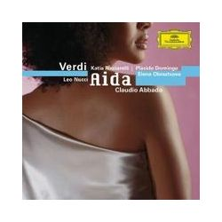 Musik: Aida (GA)  von Ricciarelli, Domingo, Obraztsova, Nucci, Abbado, OTSM