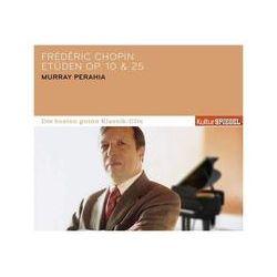 Musik: KulturSPIEGEL:Die Besten Guten Klassik-CDs- Etüden  von Murray Perahia
