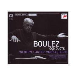 Musik: Pierre Boulez Edition: Webern,Varese & Berio