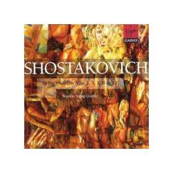 Musik: Streichquartette 2,3,7,8,12  von Borodin Quartet