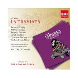 Musik: La Traviata  von Muti, Scotto, Kraus, Bruson