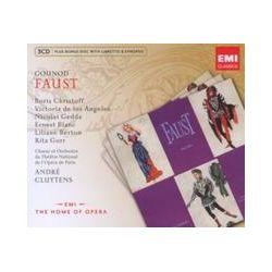 Musik: Faust  von Cluytens, GEDDA, Angeles, Christoff