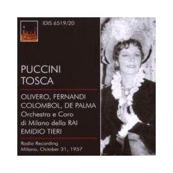Musik: Tosca  von Olivero, Orchestra Sinfonica di Milano della RAI, Fernandi, Colombol