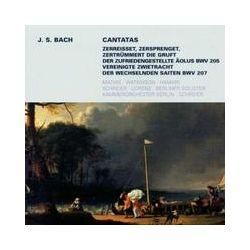 Musik: Weltliche Kantaten BWV 205/+  von Kob, Berliner Solisten, P. Schreier