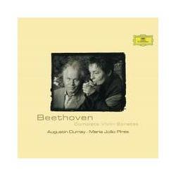 Musik: Sämtliche Violinsonaten 1-10 (GA)  von Augustin Dumay, M.J. Pires