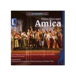 Musik: Amica  von Malavasi, Sotgiu, Dilengite, Rosiello, Giorgi, Benzi