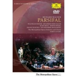 Musik: Parsifal (GA)  von Meier, Jerusalem, Levi, Siegfried Jerusalem, Waltraud Meier, Bernd Weikl, Kurt Moll, Metropolitan Opera Chorus
