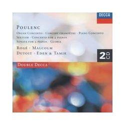 Musik: Orgelkonzert/klavierkonzert/konz.für zwei Klaviere  von Roge, Gallois, Portal, Malcolm, Dutoit, Brown, AMF