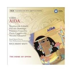Musik: Aida (GA)  von Muti, Caballe, Domingo