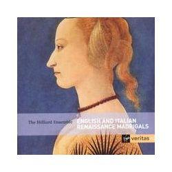 Musik: Englische & Ital.Madrigale  von The Hilliard Ensemble