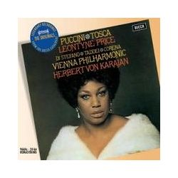 Musik: Tosca (GA)  von Price, Di Stefano, Herbert von Karajan, WP