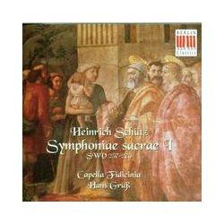 Musik: Symphoniae Sacrae I SWV 257-76  von P. Schreier, E. Wagner, G. Stier