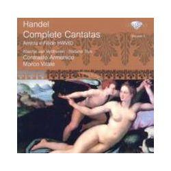 Musik: Complete Cantatas Vol.3  von Contrasto Armonico, Marco Vitale, Stefanie True