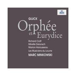 Musik: Orphee (GA)  von CROFT, Delunsch, Minkowski, MDL