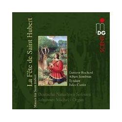 Musik: La Fete de Saint Hubert (Hubertusmessen)  von Johannes Michel, Deutsche Naturhorn Solisten