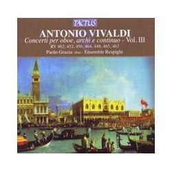 Musik: Konzerte Für Oboe,Streicher U.B.C.Vol.3  von Paolo Grazia, Ensemble Respighi