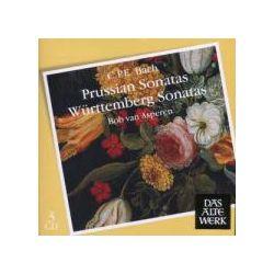 Musik: Prussian & Württemberg Sonatas  von Bob van Asperen