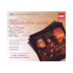 Musik: Tristan Und Isolde  von Domingo, Pappano, Stemme