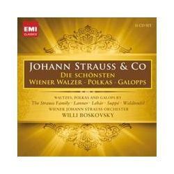 Musik: Strauss & Co:Walzer,Polka  von Willi Boskovsky, WJSO