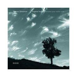 Musik: Sonaten für Violine Solo  von Thomas Zehetmair