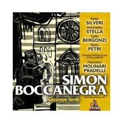 Musik: Simon Boccanegra (GA)  von Silveri, Stella, Bergonzi