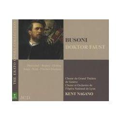 Musik: Doktor Faust (GA)  von Kent Nagano, dietrich Fischer-Dieskau, Ool