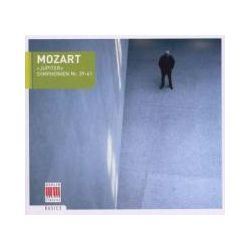 Musik: Sinfonien 39,40,41 Jupiter  von Otmar Suitner, Staatskapelle Dresden