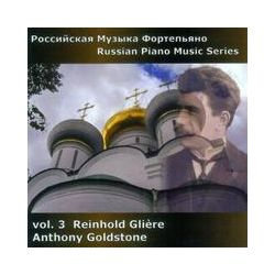 Musik: Russian Piano Music Vol.3  von Anthony Goldstone