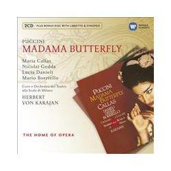 Musik: Madama Butterfly (GA)  von Callas, GEDDA, Herbert von Karajan