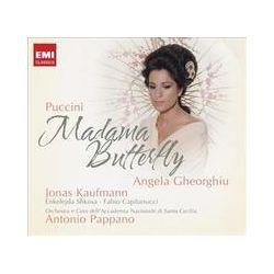 Musik: Madama Butterfly  von Gheorghiu, Kaufmann, Pappano