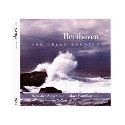Musik: Sämtliche Cellosonaten (GA)  von Sebastien Singer, Marc Pantillon